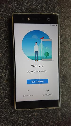 Sony Xperia XA2 Ultra 32GB / 4G LTE Dual Sim - Black