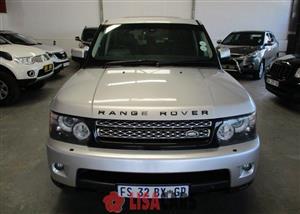 2011 Land Rover Range Rover RANGE ROVER 3.0 TD V6 VOGUE