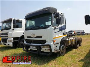 NISSAN UD460 6X4 TRUCK ON SALE!!
