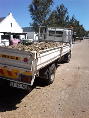RUBBLE,FURNITURE,REFUSE,SITE CLEARANCES,TREE FELLING,CONSTRUCTION SERVICES 0631427172