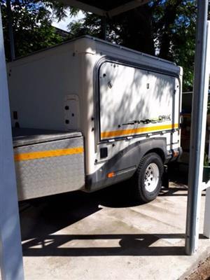 Big Sale 2008 Oryx Off Road Caravan