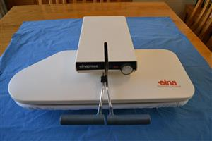 Elna Ironing press in good overall condition and perfect working order suit guest house, lodge, BB