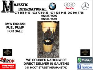 Bmw e90 320i fuel pump used for sale