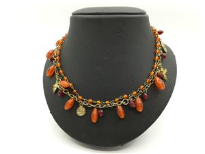 Beaded Necklace and Earring sets CLEARANCE