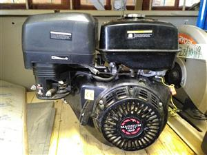 16 hp petrol engine pull start