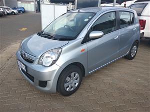 2008 Daihatsu Charade XLE