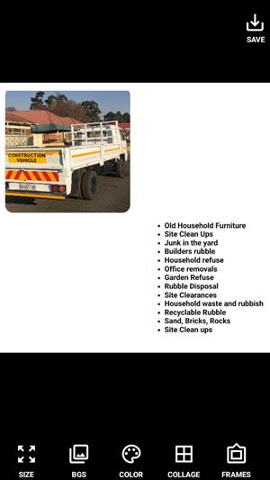 !!!!! RUBBLE REMOVAL & BUILDING MATERIAL TRANSPORTATION :CALL: 0735784896: