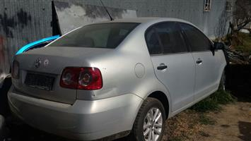 Volkswagen Polo Vivo 1.4 - 2010 - Stripping for parts and panels