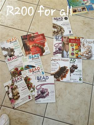 Beading books for sale