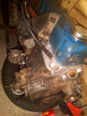 Nissan 1400 Enjin....