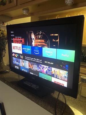 JVC LED smart TV