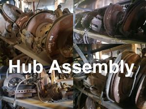 Hub assemblies for sale for most make and models.