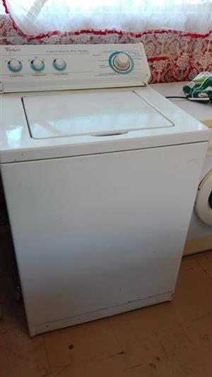 13kgs Whirlpool heavy-duty washing machine