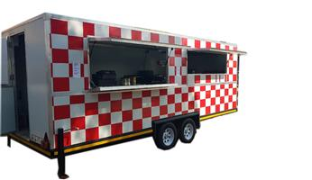 FOOD TRAILERS