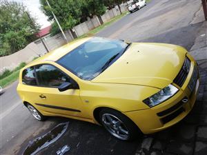 2003 Fiat Stilo 1.6 Active 3 door