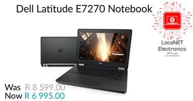 Dell Latitude E7270 Notebook core i5
