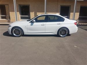 2015 BMW 3 Series 320d Edition M Sport Shadow auto