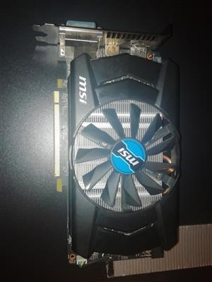 AMD Radeon R7 265 2gb Gddr5 256bit graphics card