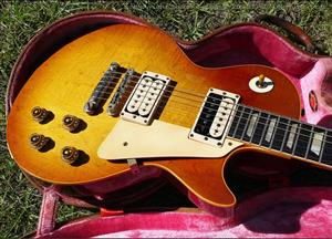 The Greek Burst (Gibson Les Paul Standard 1959) Vinatage Guitar for sale.