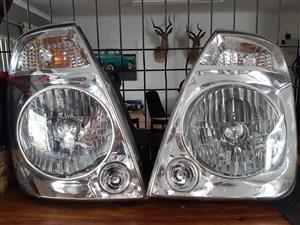 Kia K2700 Headlights Generation 2 (Original)