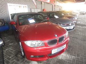2010 BMW 1 Series 120d 5 door
