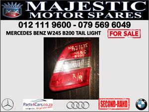 Mercedes benz W245 B200 tail light for sale