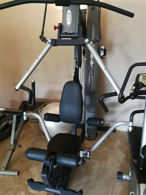 Body solid g b home gym for sale junk mail
