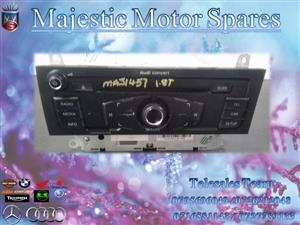 AUDI SECONDHAND CONCERT RADIO FOR SALE.,