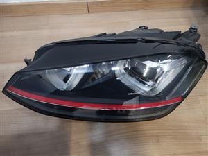Golf 7 gti L/S headlight