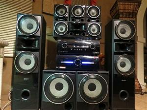 sony For Sale in Amplifiers and Sound Equalisers in South Africa