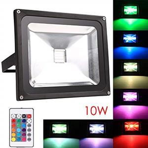 10w Led Flood Light RGB