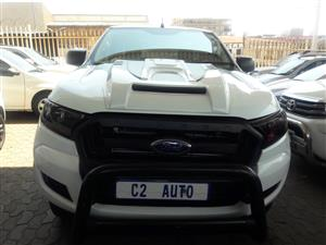 2017 Ford Ranger SuperCab RANGER 2.2TDCi P/U SUP/CAB