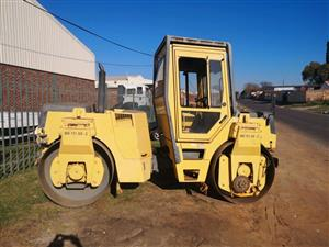 Bomag BW151AD-2 dual vibrating roller for sale