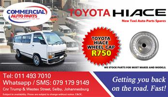 Wheel Caps For Toyota Hiace For Sale.