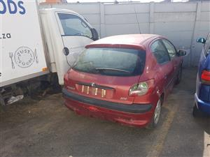 Peugeot 206 1.6 & Peugeot 206 GTI180 Stripping for spares