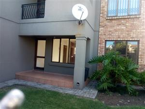 Ground Floor Unit in secure Heldewyk Estate for Rental