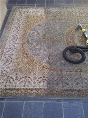 Carpets And Upholstery Hygienic Cleaning Services