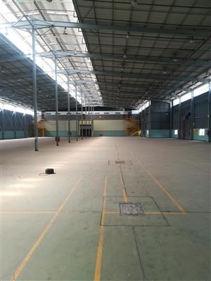 4737m2 warehouse to let in Denver, Johannesburg