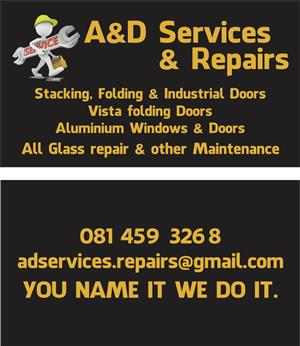 Services and Repairs