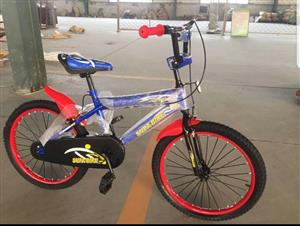 Brand New Kids 20'' BMX Cycle suitable for ages 8-10 years