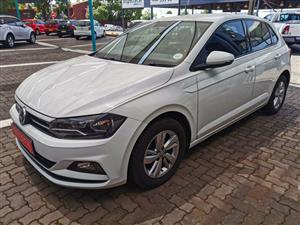 2018 VW Polo hatch POLO 1.0 TSI HIGHLINE DSG (85KW)