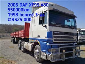 2006 DAF XF95