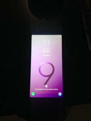 Samsung S9 for sale spotless