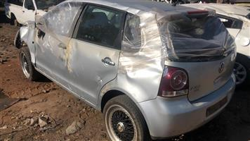 VW  Polo vivo 1.4lt 2009 stripping for parts