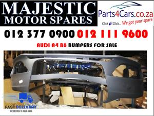 Audi A4 B8 bumper new for sale 2012