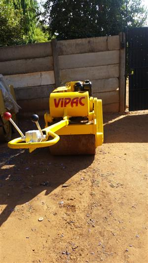 BOMAG - VIPAC 61 - COMPACTOR/ ROLLER