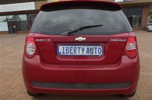 2011 Chevrolet Aveo 1.6 LS hatch
