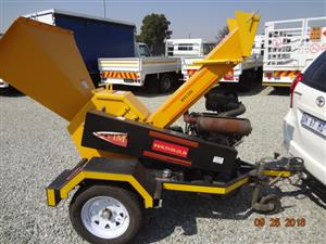 Rivim R125 Industrial Chipper