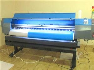 F1-1600/XP600 FastCOLOUR ONE 1600mm Printing Area Large Format Printer, EPSON® XP600