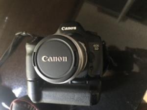 CANON 5D Mark I DSLR CAMERA AND LENSES